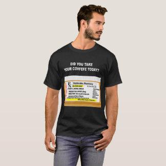 Camisetas Prescrição engraçada de Covfefe
