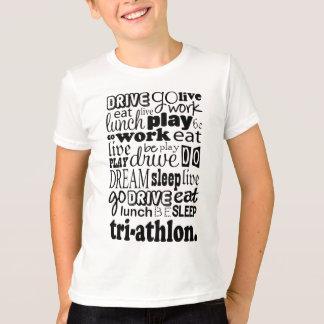 Camisetas Presente do Triathlon