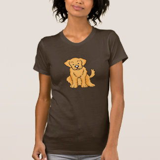 Camisetas Presentes e mercadoria do golden retriever
