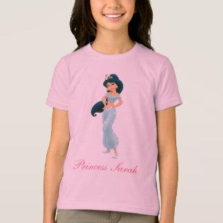 Camisetas Princesa do jasmim
