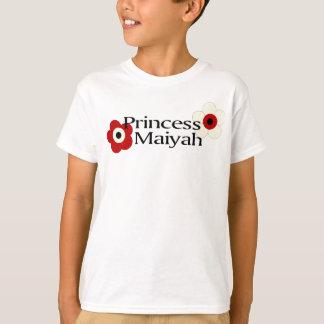 Camisetas Princesa Maiyah