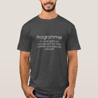 Camisetas Programador