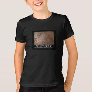 Camisetas Proteção dos ursos de ursinho dos miúdos do