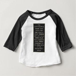 Camisetas Provérbios do sul