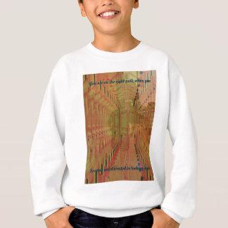 Camisetas Realidade alternativa que move-se no abstrato