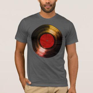 Camisetas registro de vinil legal & retro