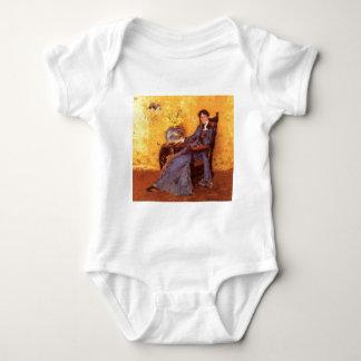 Camisetas Retrato da senhorita Dora Wheele