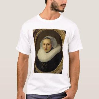 Camisetas Retrato de Cornelia Pronck, esposa de Albert