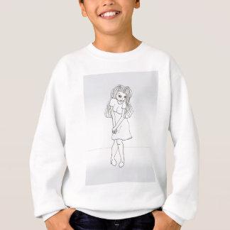 Camisetas Rinoa, caráter da galeria de arte do Anime