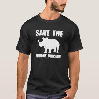 Camisetas Rinoceronte carnudo do unicórnio