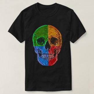 Camisetas Roda do crânio