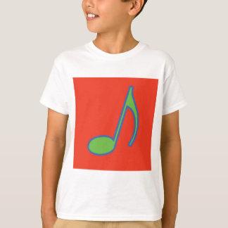 Camisetas Roupa da música do divertimento de Mami Mozart
