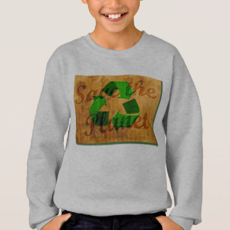 Camisetas Salvar o planeta: Reciclar