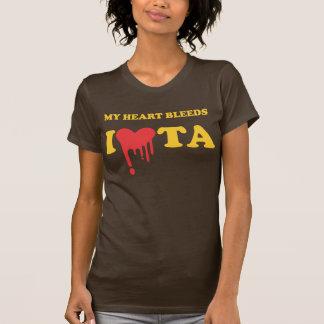 Camisetas Sangramento