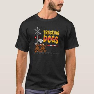 Camisetas Seguindo cães