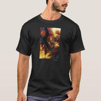 Camisetas Senhora Ação