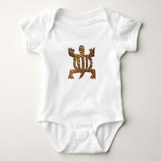 Camisetas Simbol de Adinkra do africano da adaptação