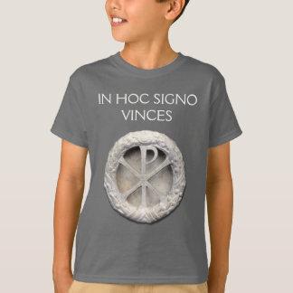 Camisetas Símbolo do ró do qui