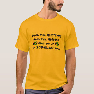 Camisetas Sinta o ritmo