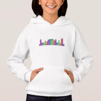 Camisetas Skyline de Nashville