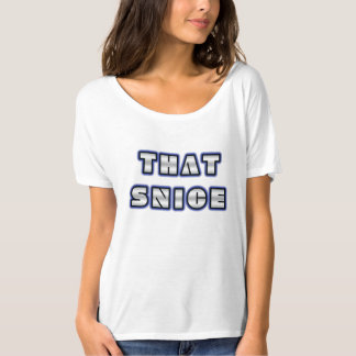 Camisetas Snarky