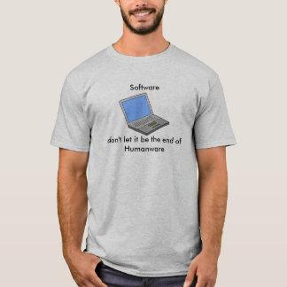 Camisetas Software