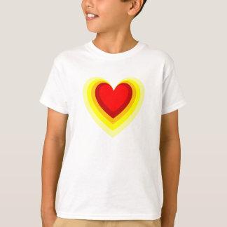 Camisetas Sombra do coração