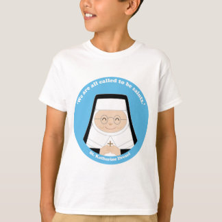 Camisetas St. Katharine Drexel
