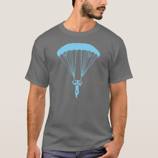 Camisetas suicídio skydive