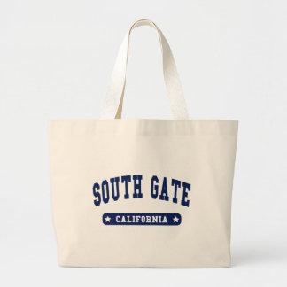 Camisetas sul do estilo da faculdade de Califórnia Bolsa Para Compras