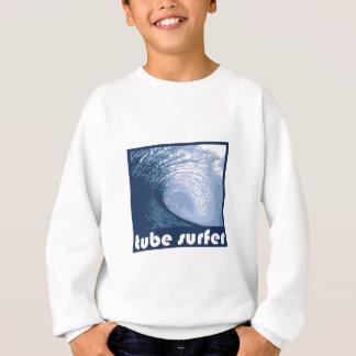 Camisetas Surfista do tubo