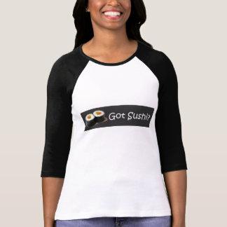 Camisetas sushi obtido? T