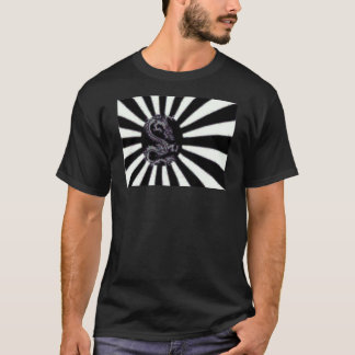 Camisetas T da obscuridade do dragão da ascensão do PwD