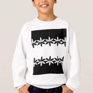 Camisetas teste padrão de flor 1