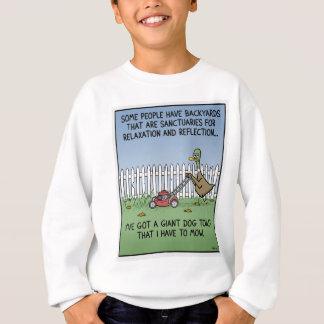 Camisetas Toalete do cão