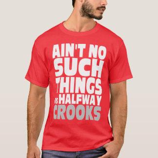Camisetas Trapaceiros incompletos