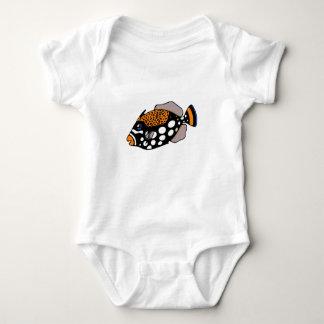 Camisetas Triggerfish do palhaço