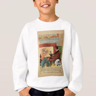 Camisetas Troféu (cartão do Dia das Bruxas do vintage)