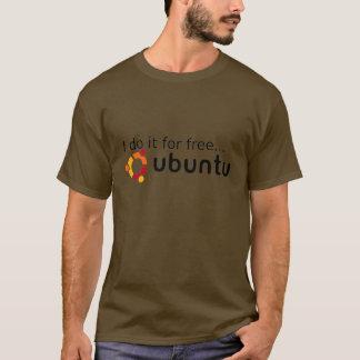 Camisetas Ubuntu
