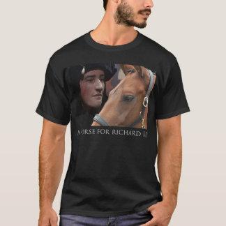 Camisetas Um cavalo para Richard III 2