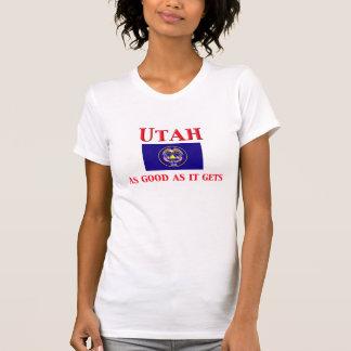 Camisetas Utá - bom como ele obtem