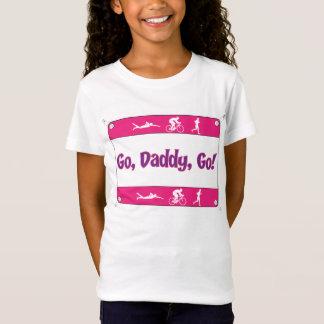 Camisetas Vai o pai vai - Triathlon