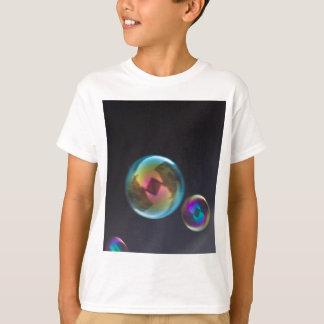 Camisetas ventilador da bolha