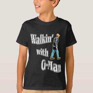 Camisetas Walkin com G-Man