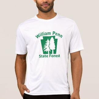 Camisetas William Penn SF w/Trees - o Microfiber T dos