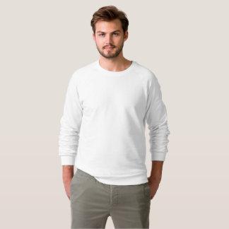 Camisola americana do Raglan do roupa dos homens T-shirt