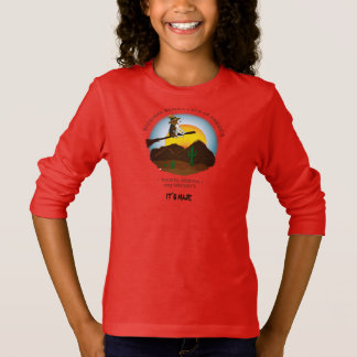 Camisola da juventude do NBC Camisetas