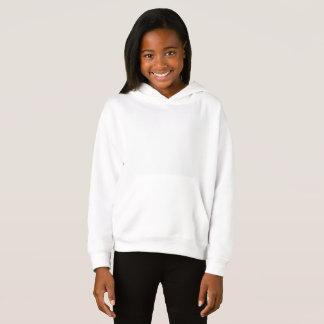 Camisola das meninas camisetas