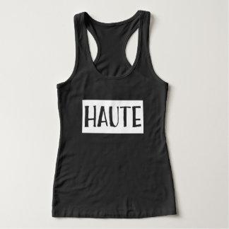 Camisola de alças das senhoras de Haute Tshirt