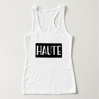 Camisola de alças das senhoras de Haute Tshirts